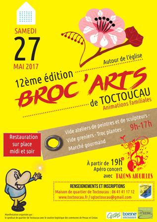 BrocArts affiche 2017 - Copie